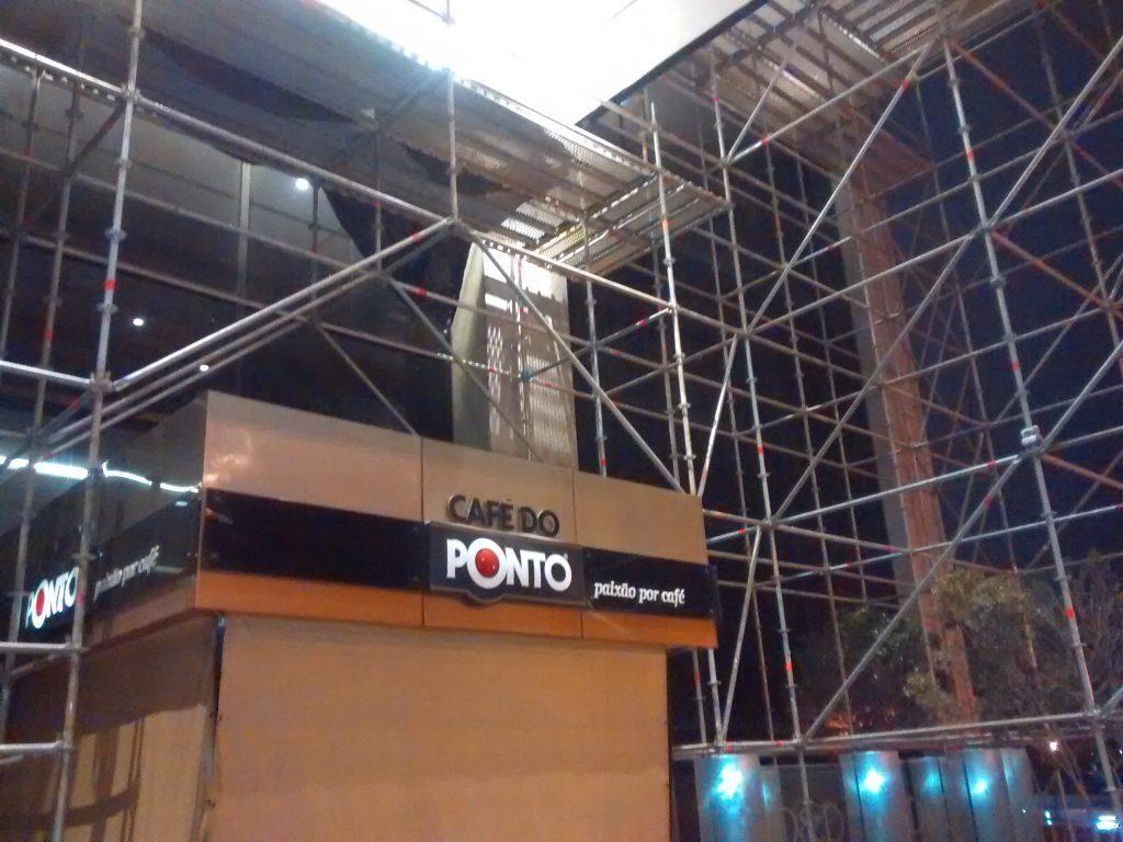 WTC TRADE CENTER SP – Brooklin, São Paulo - Andaime Multidirecional p/ Revestimento