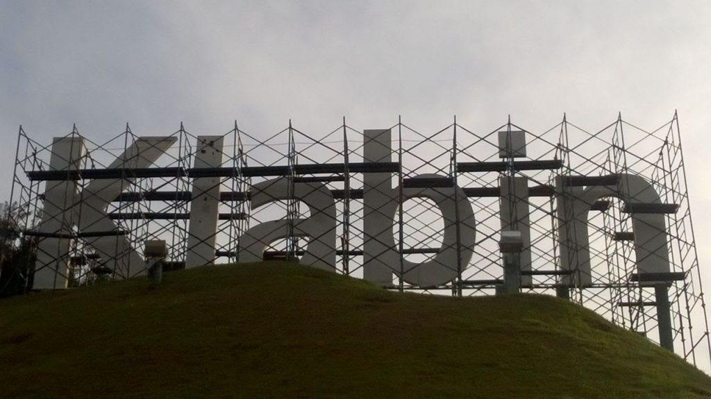 KLABIN - Jundiaí, São Paulo - Andaimes Fachadeiros p/ Reparo
